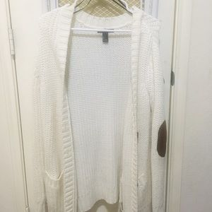Women's Over Sized Knit Cardigan